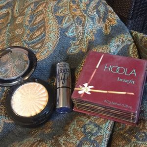 Makeup bundle bronze and highlight ofra benefit